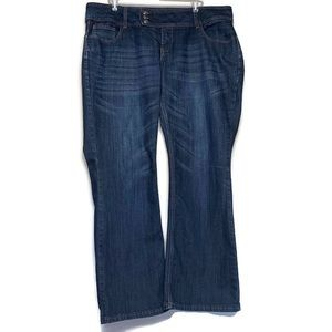 Love and Legend Mid Rise Med Wash Stretch Jeans